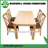 Dining Room Set Classic Wooden Dining Room Furniture (W-DF-9035)