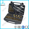 39PCS DIN Tap Die Drill Set in Plastic Box
