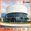 RoHS Certificated Feve White Bending Aluminum Cladding Panel (AF-406)
