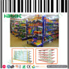 Supermarket Outrigger Display Gondola Shelving for Sale (HBE-GS)