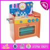 Wooden Play Kitchen (W10C051)