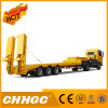 3line 6axle Low Bed Semi Trailer for Sale