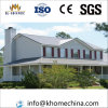Luxury Color Steel Frame Prefab Homes with Furnitures