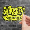 Custom Design High Quality Die Cut PVC Vinyl Label Sticker
