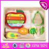 New Design Fruit Shape Multi-Function Wooden Music Toys for Toddlers W07A118