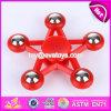 Fidget Toys Cheap and Best Manufacturer Supply ABS Hand Fidget Spinner W01A282