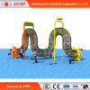 Commercial Trendy Rope Development Playground, Outdoor Playground Equipment