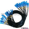 Inner Armoured Multi-Fiber Optic Patch Cord Fan-out Type