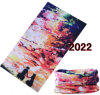 Beautiful Scenery Scarf with Digital Printing as Yt-2022