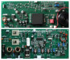 EAS Electronic Mainboard for Market, EAS Anti-Theft RF System Mainboard, RF 8.2MHz EAS PCB Mainboard.