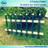 PVC or Galvanized Steel Palisade Fence