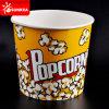 Custom Printed Paper Popcorn Pail