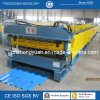 ISO Double Layer Steel Cold Roll Forming Machine
