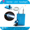 2015 New Dental LED Headlight Lamp Red Yellow Blue Silver Black Optional Binocular Loupe-Maggie
