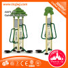 Luxury Outdoor Waist Trainer Ab Exercise Machine for Gym