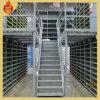 Heavy Duty Adjustable Metal Warehouse Mezzanine Rack Shelf