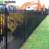Black 2.1X2.4m Decorative Metal Fence Panels