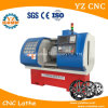 Alloy Wheel Polishing Machine & Alloy Wheel Rim Repair CNC Lathe