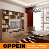Vietnam Apartment Modern Wood Grain Living Room Home Furniture Set (OP15-HOUSE2)