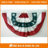 Wholesale Us Series Pleated Fan /Tc Flag, Polyester Window Flag