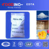 White Crystalline Powder 99 Min EDTA Disodium (EDTA 2Na)