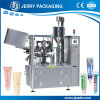 Automatic Toothpaste Tube Filling and Sealing Machine