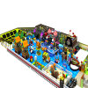 2016 Niuniu Children Commericial Playground Indoor Kids Activities