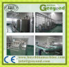 Automatic Complete Milk Processing Line