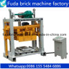 Vibrated Fly Ash Brick Cement Block Making Machine