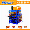 Automatic Brick Making Machine, Soil Clay Interlocking Brick Machine