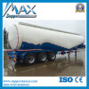 3 Axle Bulker Cement Powder Tank Semi Trailer
