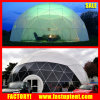 Steel Frame Geodesic Dome Round Tent for Sale