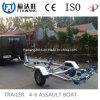 Fully Galvanized Boat Trailer/Steel Yacht Trailer/Jet Ski Trailer