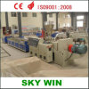 WPC Conical Twin-Screw Extrusion Line