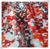 100% Polyester Crinkle Chiffon Printed