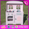 2015 New Wooden Kitchen Toy, Hot Sale Wooden Pretend Play Kitchen Toy, Fancy Wood Kitchen Toy for Children W10c169