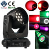 19X15W LED Wash Beam Moving Head Light with Ring-Effect Fan-Temperature-Control