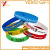 Custom Logo Silicon Wristband (YB-SM-37)