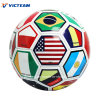 Wholesale Promotion Country Flag PVC Soccer Ball