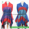 Hot Sale Nepal Style Cashew Jacquard Scarf Fashion Pashmina Shawl