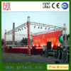 Aluminum Stage Truss, Outdoor Stage Roof Truss System