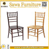 Factory Wholesale Cheap Wedding Wooden Tiffany Chiavari Chair