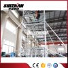 Outdoor Aluminum Scaffoldings Mobile Ladder Scaffoldings