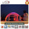Special Designed Half Sphere Tent with Air Conditioner for Sale
