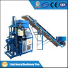 Clay Brick Machine Hr1-10 Interlocking Block Making Machine