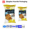 Custom Design Plastic Back Seal Potato Chips Packaging Bag/Film