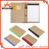 Paper Cover Daily Use Memo File Folder with Pen for Company's Meeting (FM405)