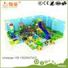 Indoor Soft Playground Fiberglass Slide Ce Certificate Climging Trampoline Foam
