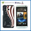 C&T Flag Pattern Hard Case for HTC One M7