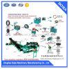 Semi-Automatic Tyre Recycling Plant, Semi-Auto Rubber Powder Making Line